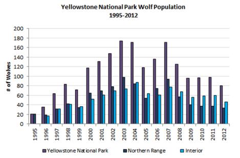 Wolf Population