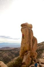 Goosehead Rock - Photo Credit: Ben Nielson