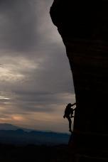 Steve's Arete - Mt Lemmon, Arizona. Photo Credit: Ben Nielson