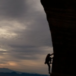 Steve's Arete - Mt Lemmon, Arizona. Photo Credit: Ben Nielson