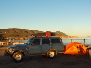 La Jolla Beach Camp
