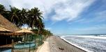Pacific coastline - El Tunco, El Salvador