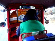 Tuk Tuk driver - San Juan, Guatemala