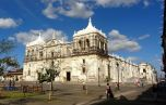 Cathedral - Leon, Nicaragua