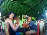 Almuerzo en Rivas, Nicaragua