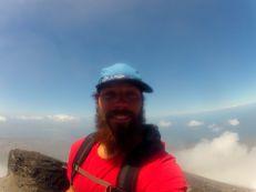 Summit beard shot