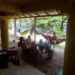 Campsite in Santa Theresa