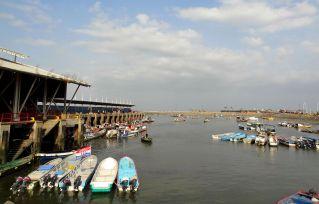 The Panama City Fish Market