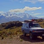 Beckey and the Cordillera Blanca